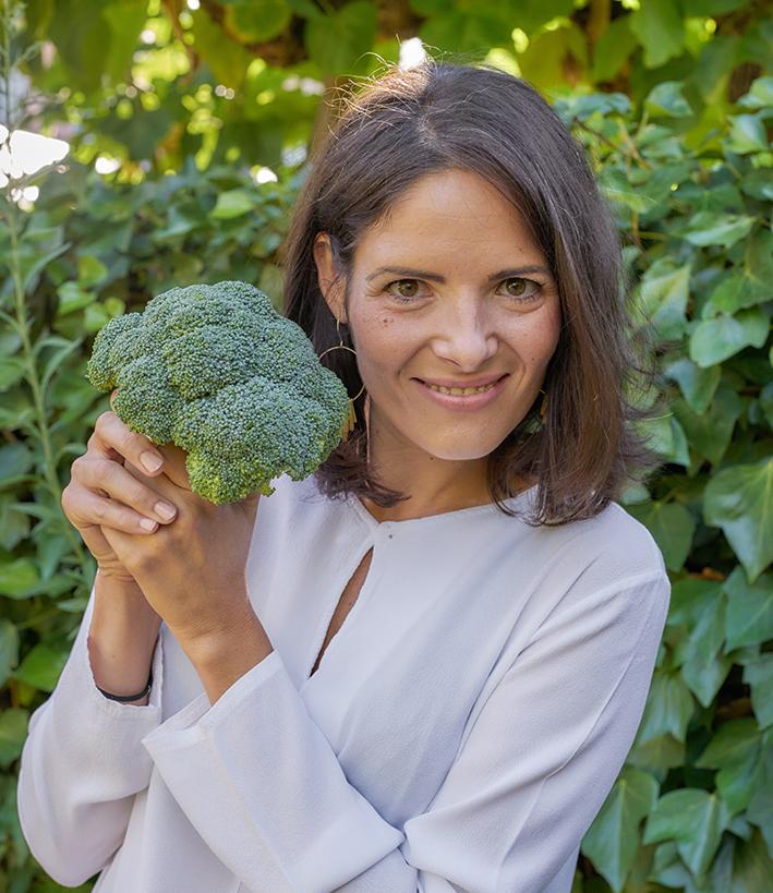 Verónica Mas, Coach de salud y alimentación